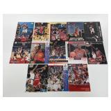 (13) Michael Jordan Basketball Cards