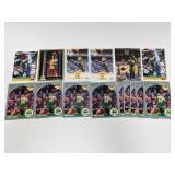 (15) Shawn Kemp Basketball Cards W/ Rookies