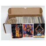 Basketball Cards Lot  W/ Stars