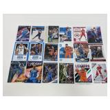 (18) Russell Westbrook Basketball Cards