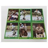 (6) St. Louis Blues Hockey Cards