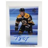 2015-16 SP Auth. Torey Krug RC Sign Of The Times