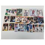 (24) Misc. Hockey Player Cards W/ Stars