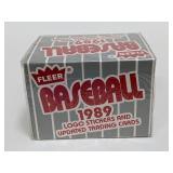 1986 Fleer Baseball Trading Cards
