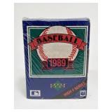 1989 Upper Deck Baseball High # Series Sealed Pack