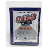 1991 Upper Deck Final Edition Baseball Sealed