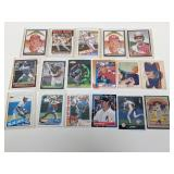 Misc. Baseball Player Cards W/ Rookies & Stars
