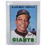 1967 Topps Willie Mays #200