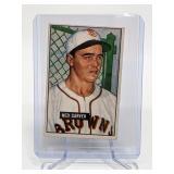 1951 Bowman Ned Garver #172 (Browns)