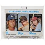 1973 Topps Mike Schmidt Rookie Card - HOF