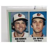 1982 Topps Cal Ripken Jr. Rookie Card - 21