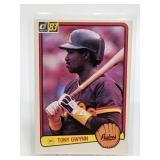 1983 Donruss Tony Gwynn Rookie Card # 598