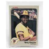 1983 Fleer Tony Gwynn Rookie Card # 360
