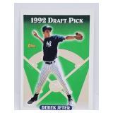 1993 Topps Derek Jeter #98 RC