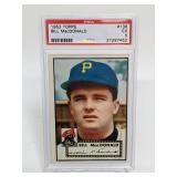 1952 Topps Bill MacDonald #138 PSA 5