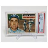 1956 Topps Duke Snider #150 PSA 2