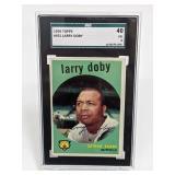 1959 Topps Larry Doby #455 SGC 40