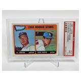 1965 Topps Dodgers Rookies #331 PSA 7.5