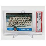 1979 Topps Pirates Team #244 PSA 7