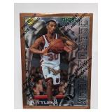 1996 Topps Finest Apprentices Kerry Kittles #79 RC
