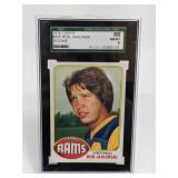 1976 Ron Jaworski #426 SGC 88  ROOKIE