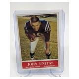 1964 Philadelphia Football John Unitas #12