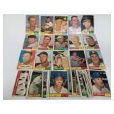 1961 Topps 50 Baseball Cards