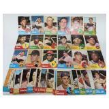 1963 Topps Baseball 50 Cards