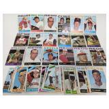 1964 & 1966 Topps Baseball 50 Cards