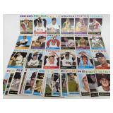 1964 Topps Baeball 50 Cards 2 of 2