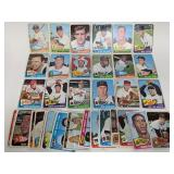 1965 Topps 40 Baseball Cards with High Numbers