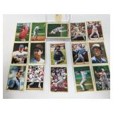 1989 Topps All Star Set - Set of 60 Cards