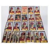 1990 Louisville Cardinals Team Set Pro Cards Boxed