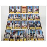 1990 Savannah Cardinals Team Set - Pro Cards Boxed