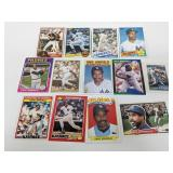 13 Different Dave Winfield Cards - HOF
