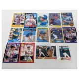 15 Dale Murphy Cards