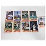 1991 Pacific - 9 Different Nolan Ryan Cards
