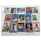 20 Different Robin Yount Cards - HOF