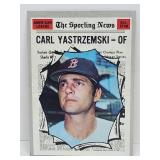 1970 Topps AL The Sporting News Carl Yastrzemski