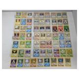 1999 Pokemon Complete 102 Card Base Set
