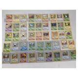1999 Pokemon Complete Jungle 64 Card Set
