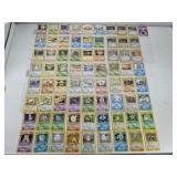 2000 Pokemon Complete Base Set 2 130 Card Set
