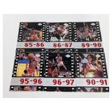 (6) 1998 Upper Deck Michael Jordan Cards