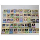 2000 Pokemon Complete Team Rocket W/ Secret Rare