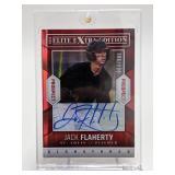 64/399 2014 Elite Extra Ed. Jack Flaherty AUTO #96