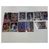 (11) Basketball Cards
