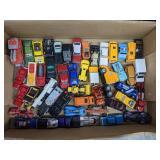 (45+) Hot Wheels / Matchbox Cars Vehicles