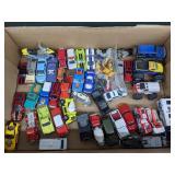 (40+) Hot Wheels / Matchbox Cars Vehicles