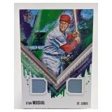 2021 Reality Kings Stan Musial Relic #DKM-ST