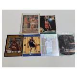 (6) Basketball Cards